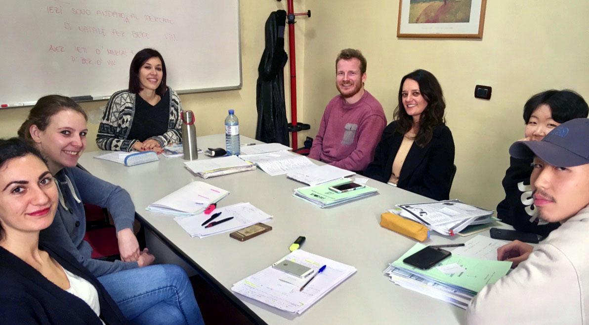 Corso di italiano a Firenze con la scuola Parola