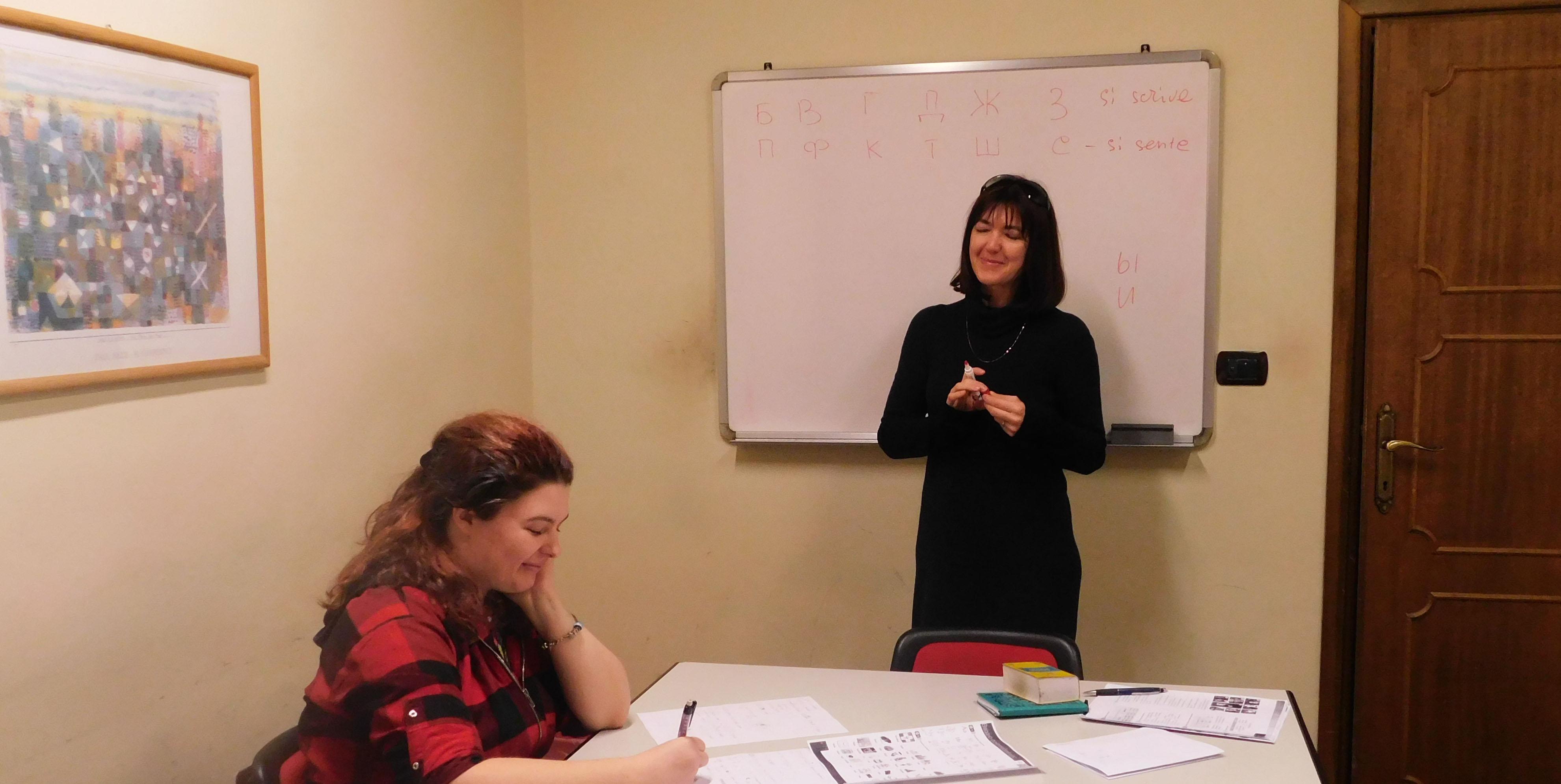Corso di russo a Firenze con la scuola Parola