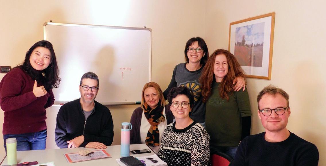 Corso di lingua a Firenze con la scuola Parola