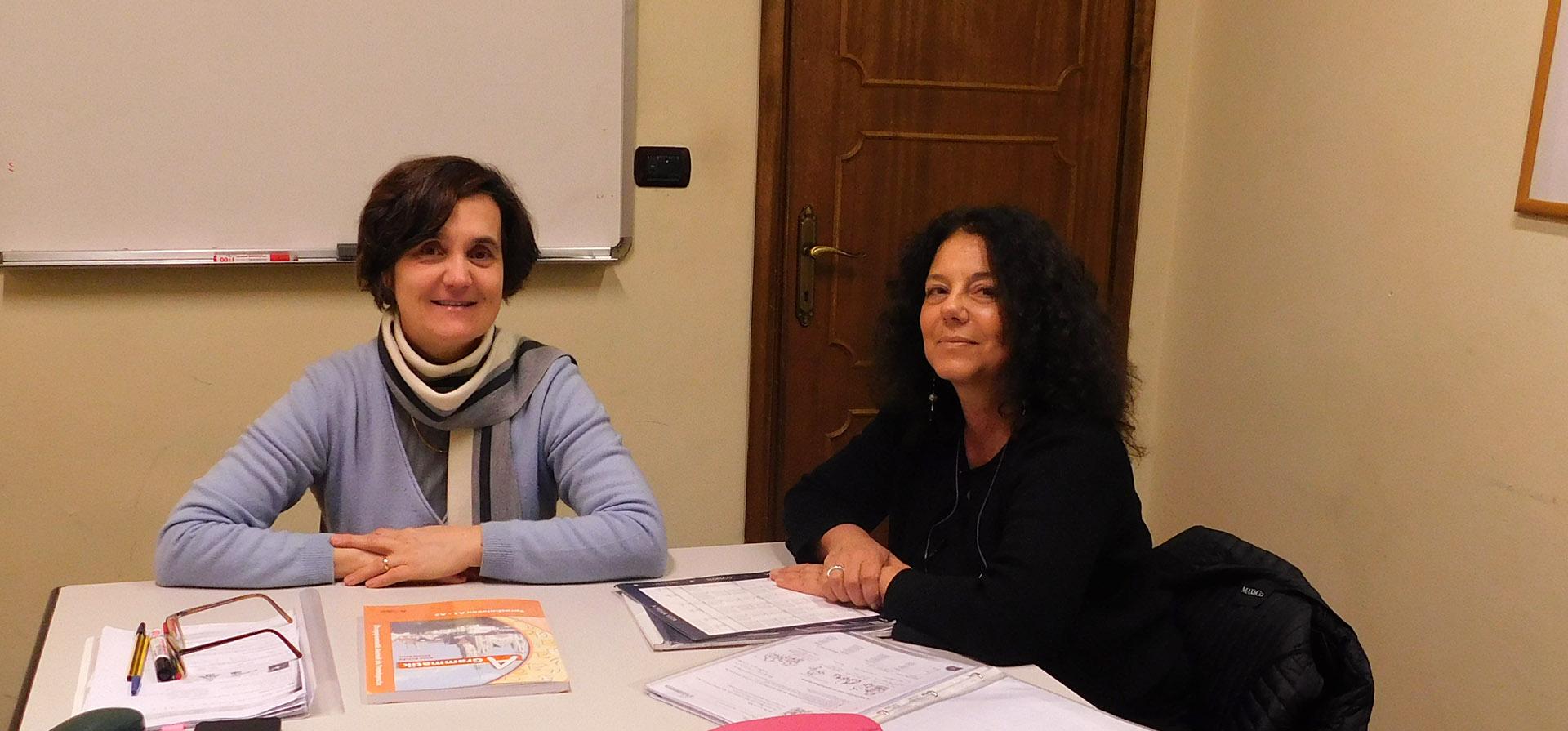 Corso di tedesco alla scuola Parola di Firenze
