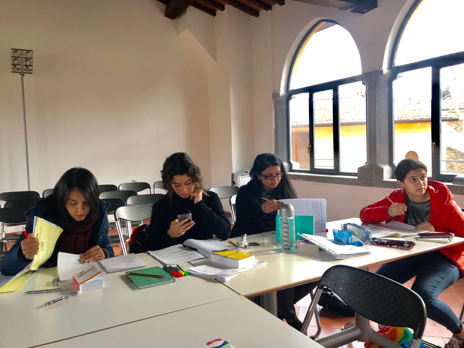 Corso di lingua a Firenze con Parola