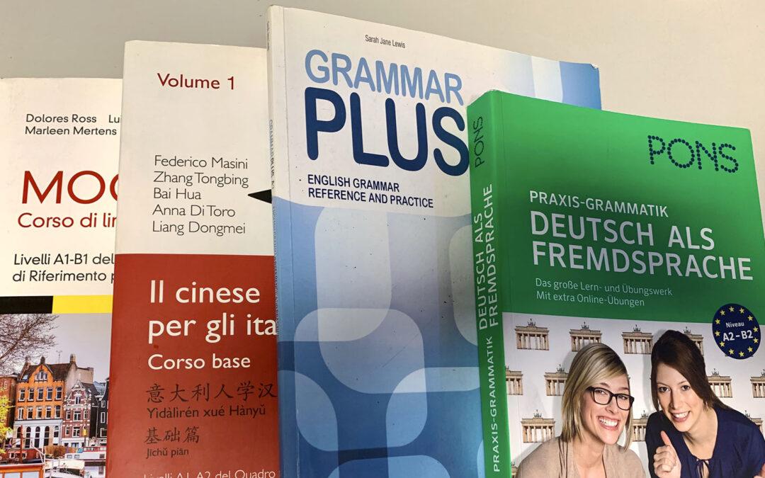 Libri per corsi di lingue