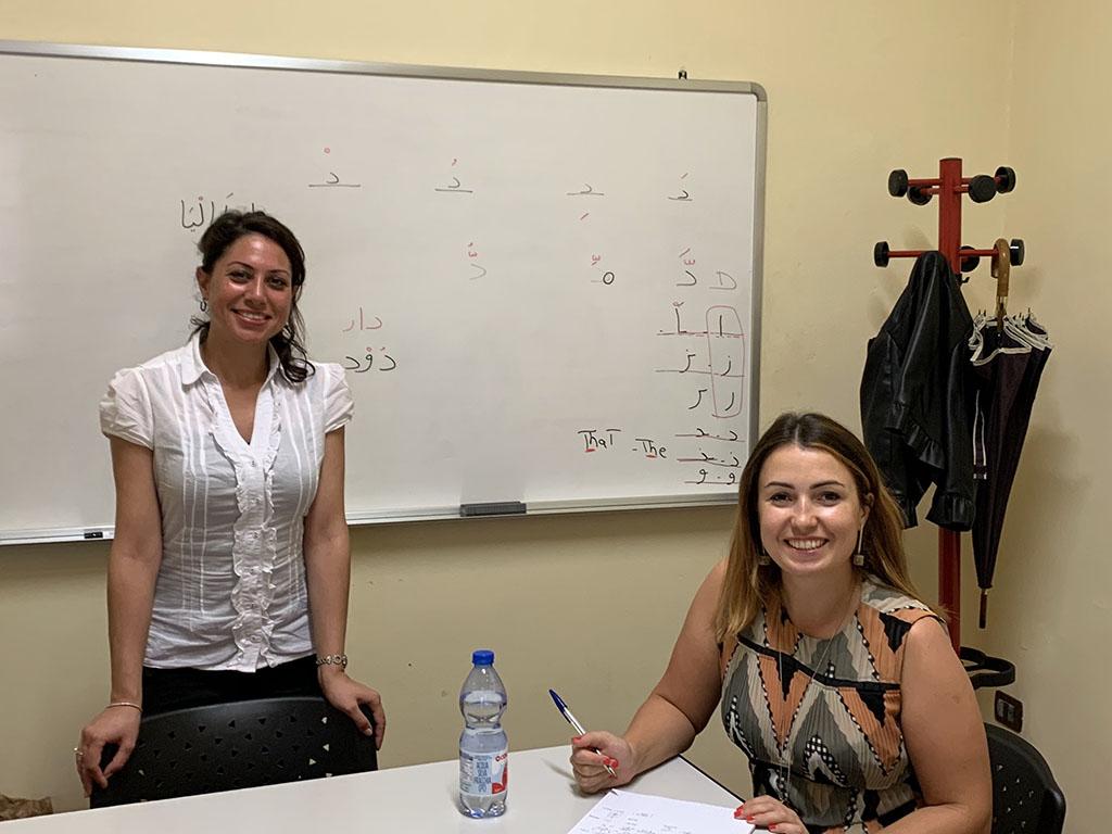 Corso di arabo a Firenze con la scuola Parola