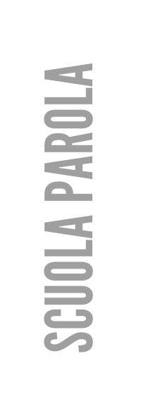 Logo striscia della scuola Parola di Firenze