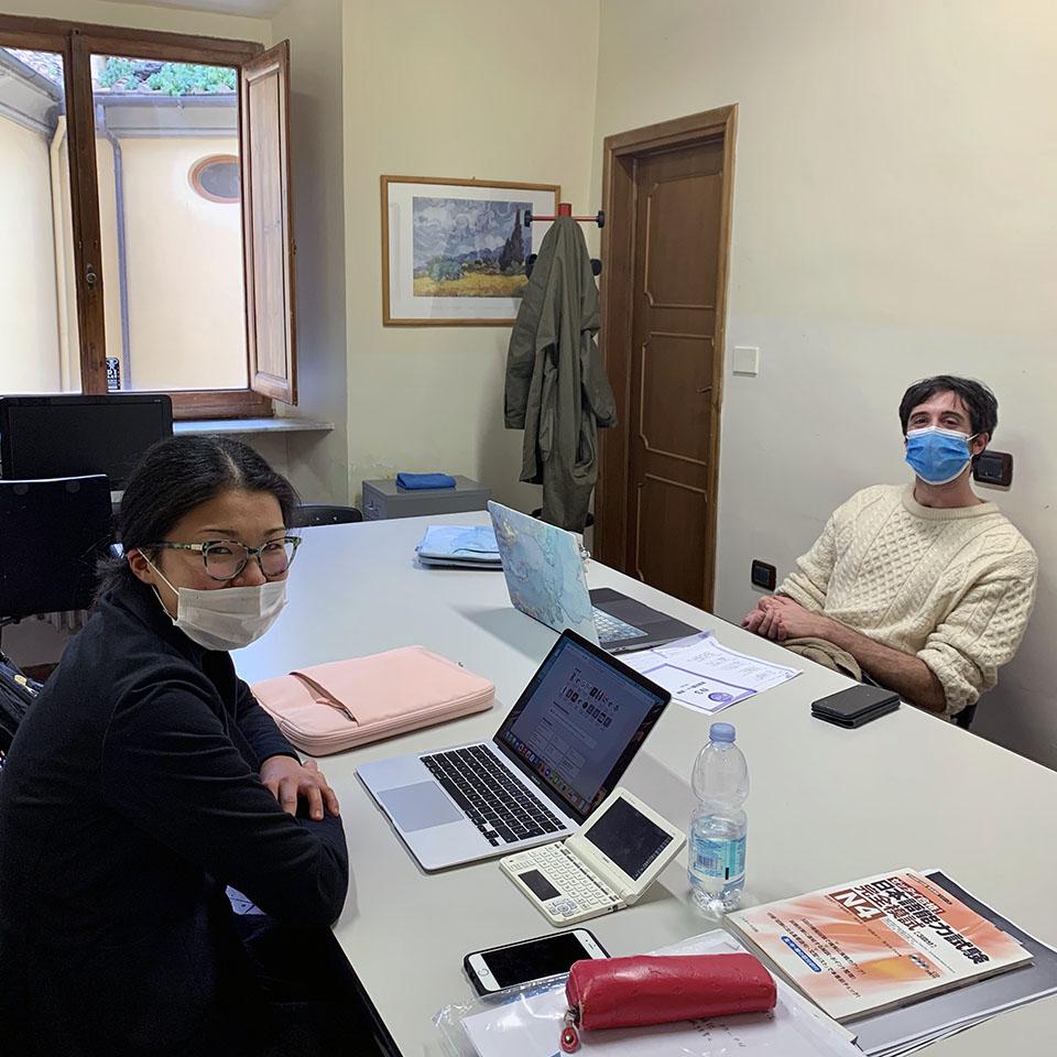 Corso privato di lingua giapponese